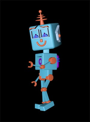 my little robot - image 2 - student project