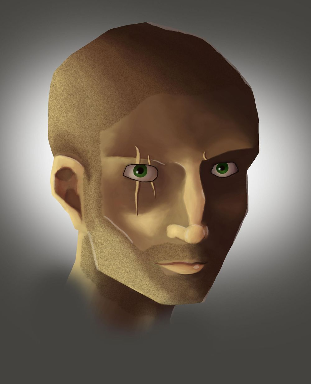 My Attempt at a new Character - image 4 - student project