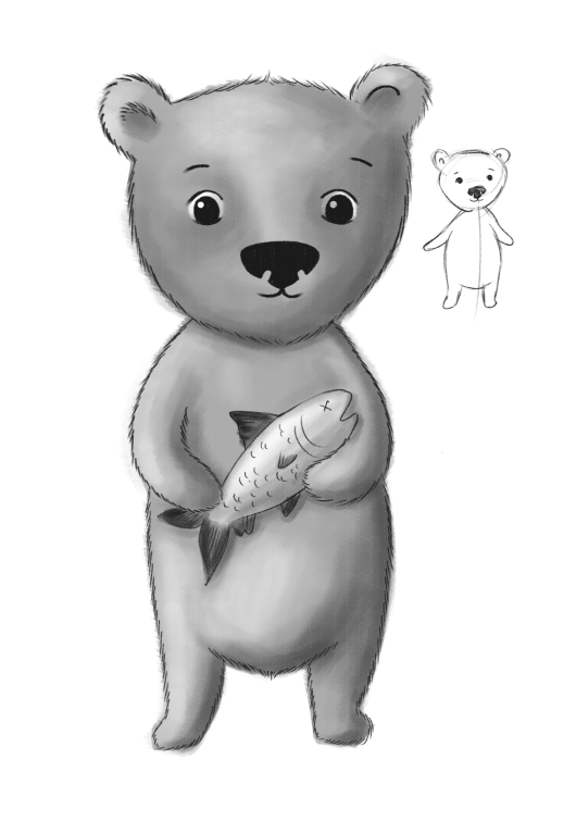 Brown Bear - image 3 - student project