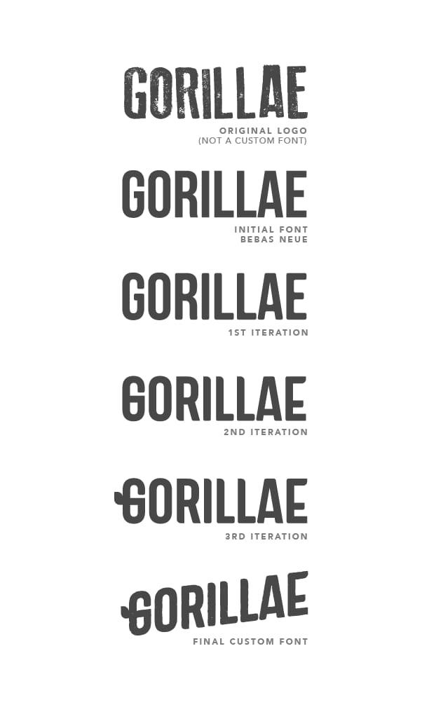 Gorillae Matcha - image 2 - student project