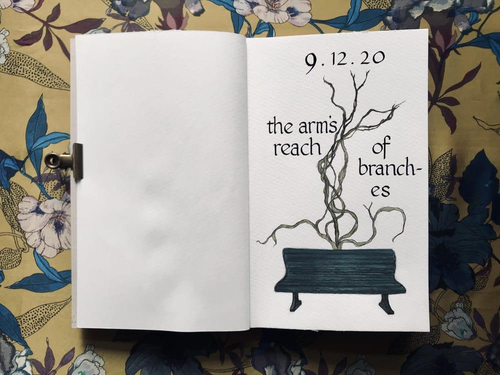 Sketchbook Illustration - image 2 - student project