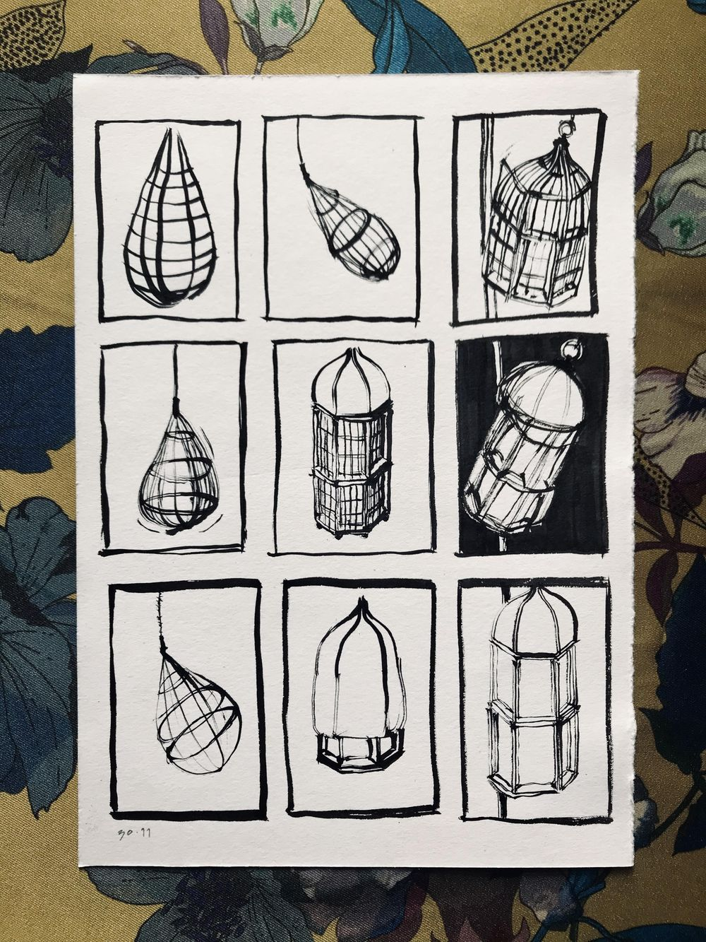 Overcoming artist's block - image 3 - student project