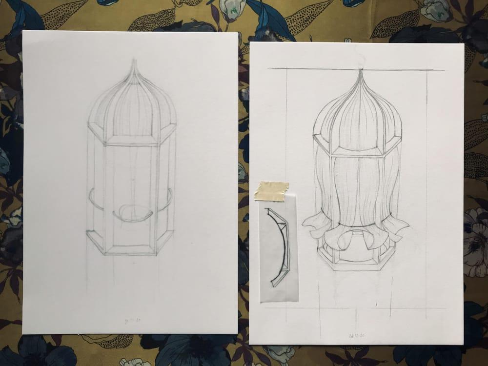 Overcoming artist's block - image 4 - student project