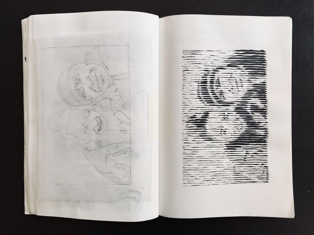 Illustrating with Ink - image 6 - student project