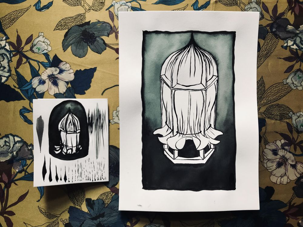 Overcoming artist's block - image 5 - student project