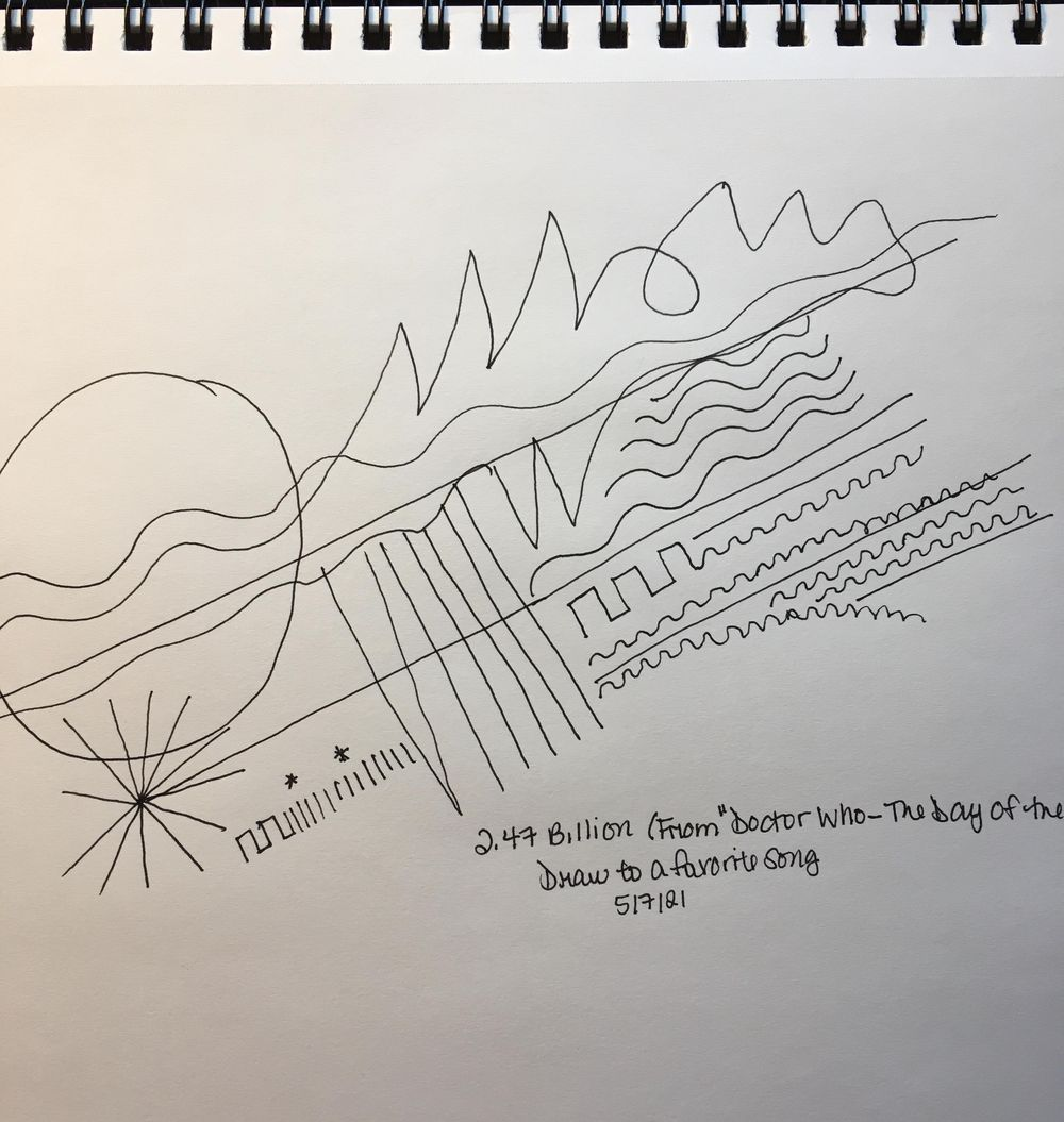 Drawing without fear - image 5 - student project