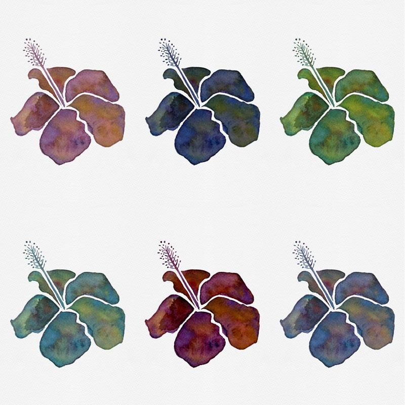 Botanical Watercolors - image 5 - student project