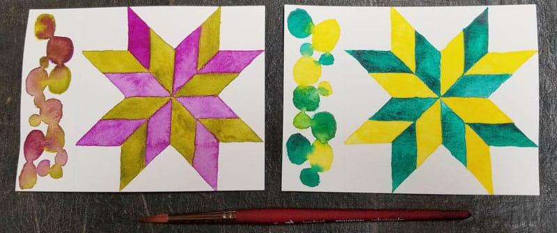 Sketchbook color inspiration - image 3 - student project