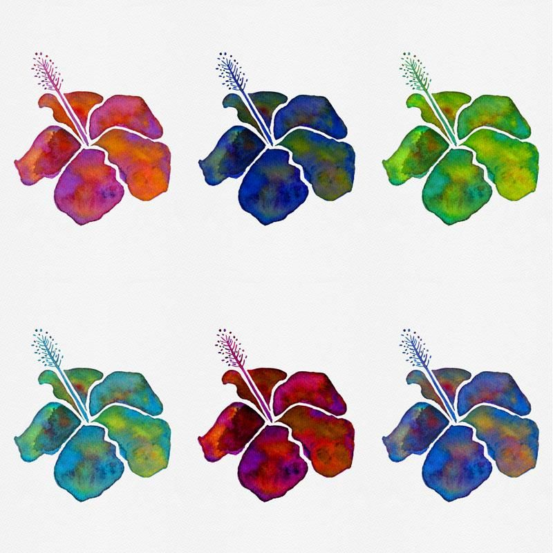 Botanical Watercolors - image 6 - student project