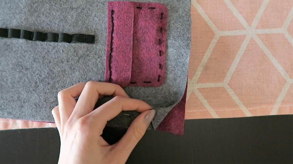 Pencil case - Sample project - image 3 - student project
