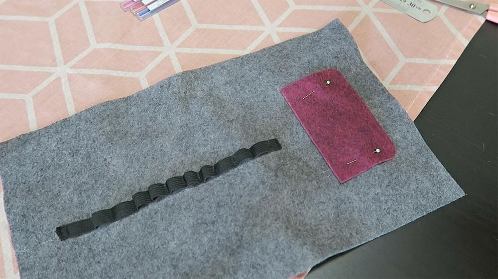 Pencil case - Sample project - image 2 - student project