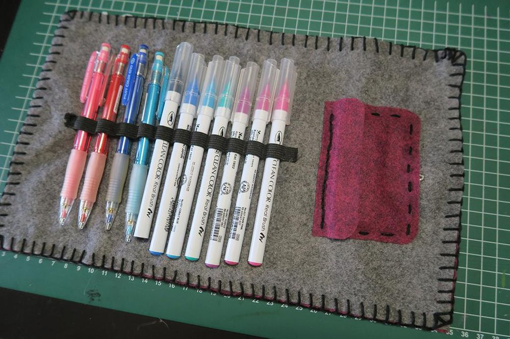 Pencil case - Sample project - image 4 - student project