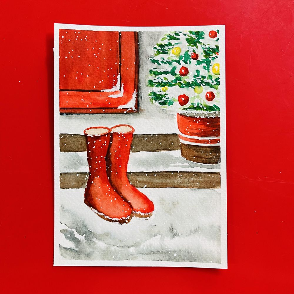 Christmas Countdown - image 1 - student project