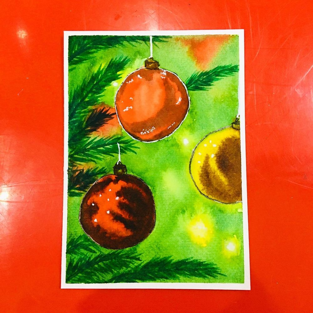 Christmas Countdown - image 4 - student project