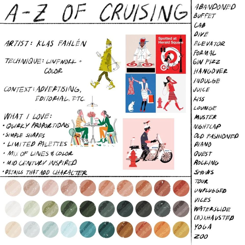 ABCs of Cruising - image 1 - student project