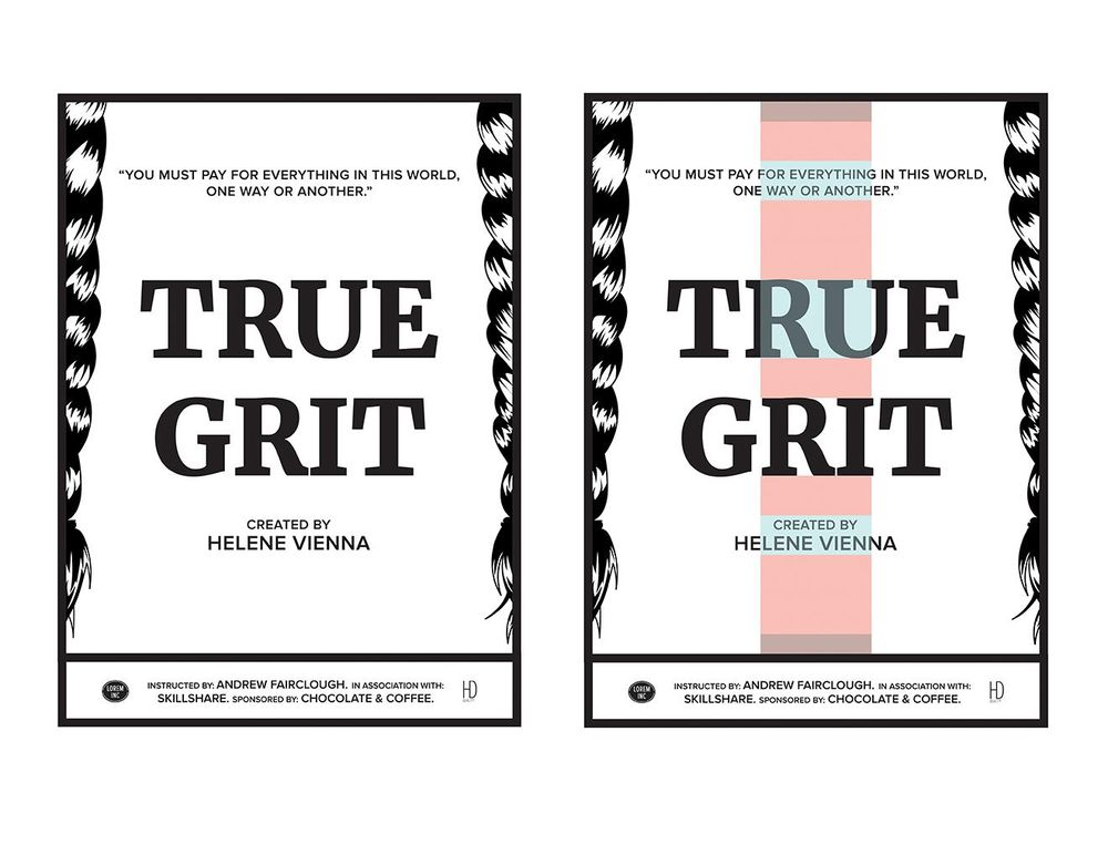 GRIT by HELENE VIENNA - image 3 - student project