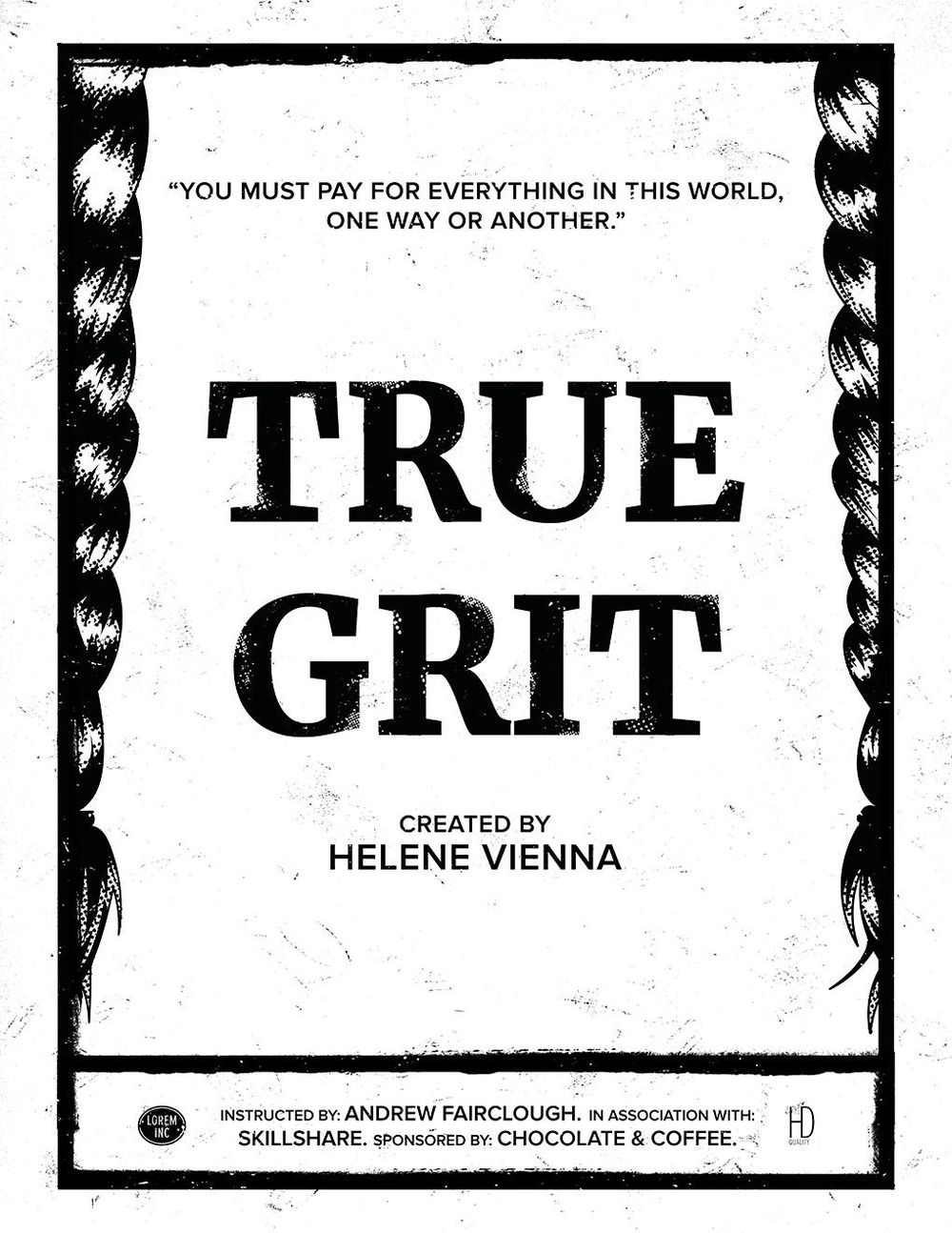 GRIT by HELENE VIENNA - image 4 - student project