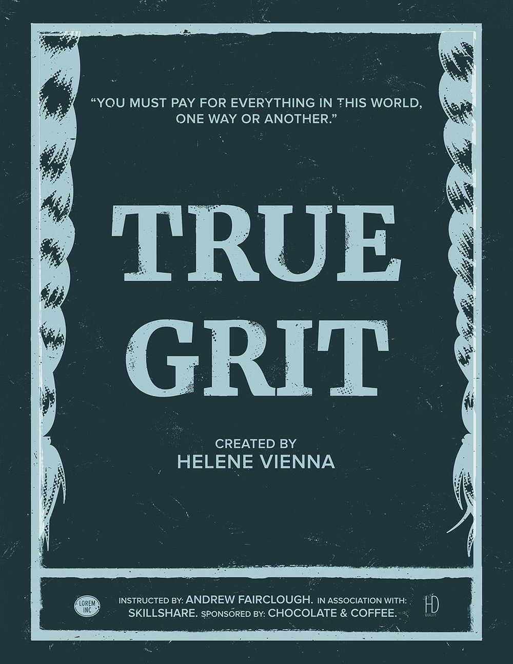 GRIT by HELENE VIENNA - image 5 - student project