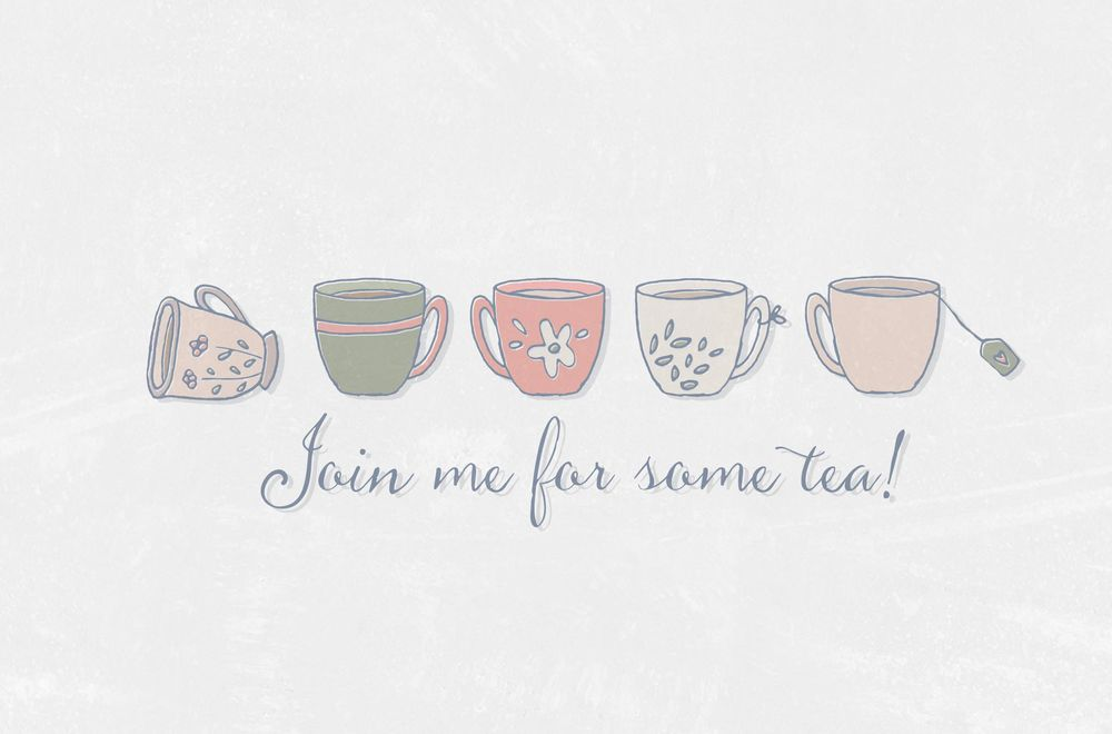 Join me for some tea - image 5 - student project
