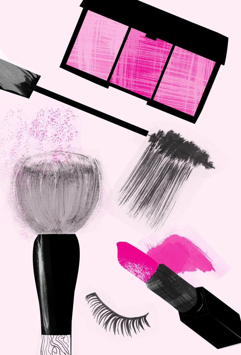Essentials in My Makeup Kit - image 6 - student project