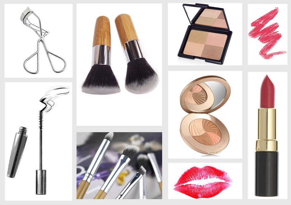 Essentials in My Makeup Kit - image 2 - student project