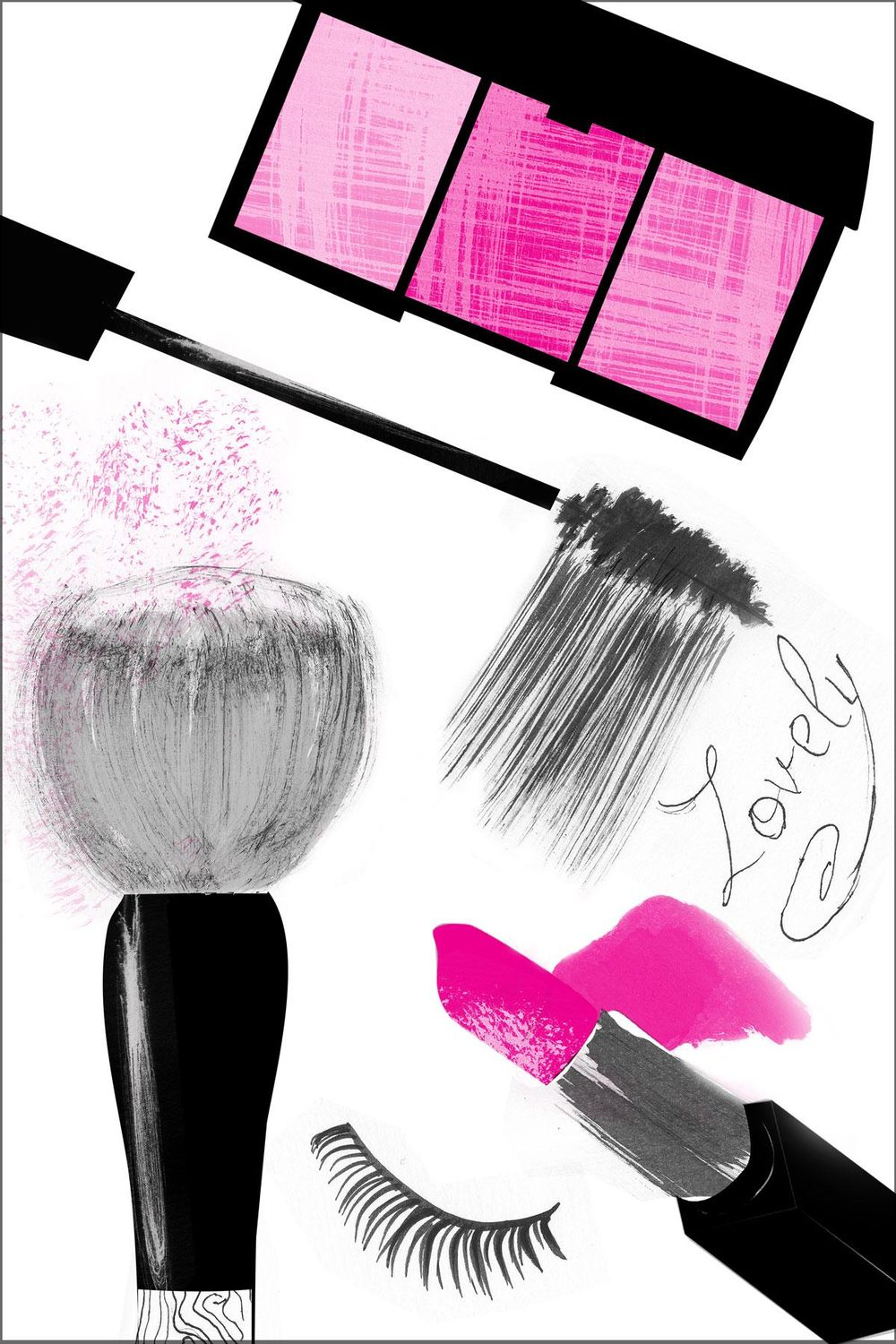 Essentials in My Makeup Kit - image 7 - student project