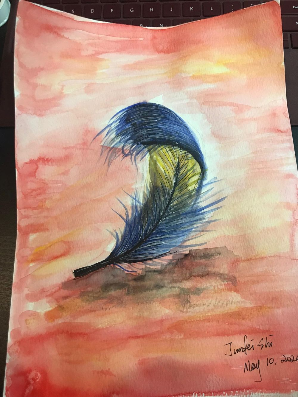 Water Color Drills - image 1 - student project