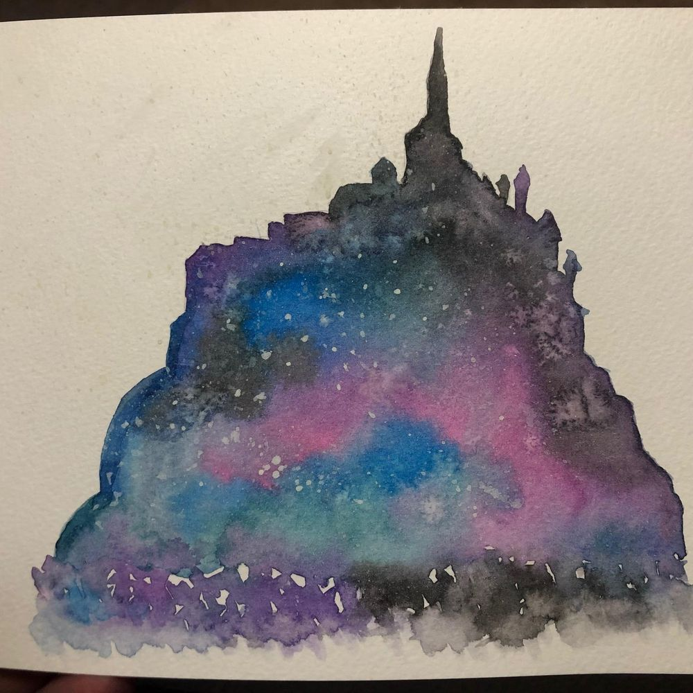 Watercolor exercises - image 4 - student project