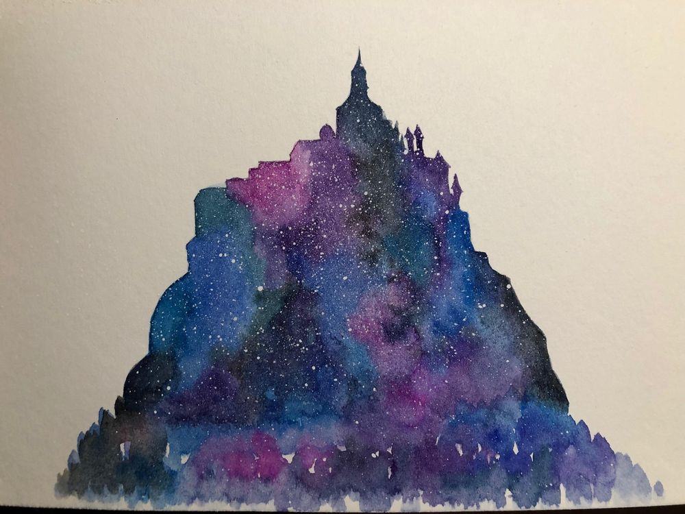 Watercolor exercises - image 8 - student project