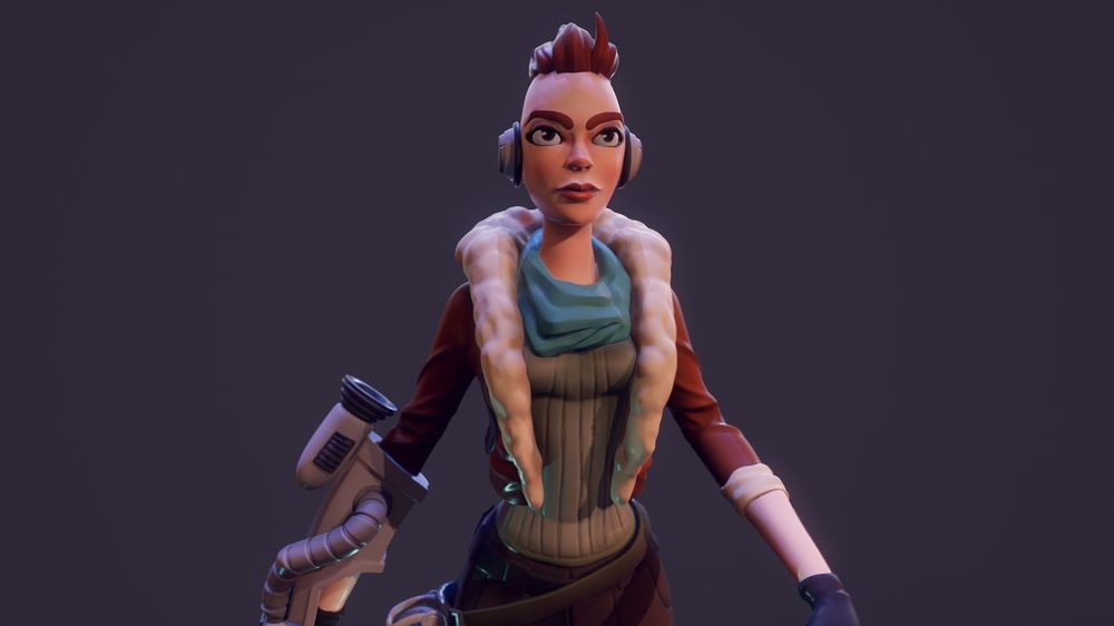Fortnite - image 1 - student project