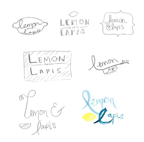 Lemon & Lapis sketches - image 1 - student project