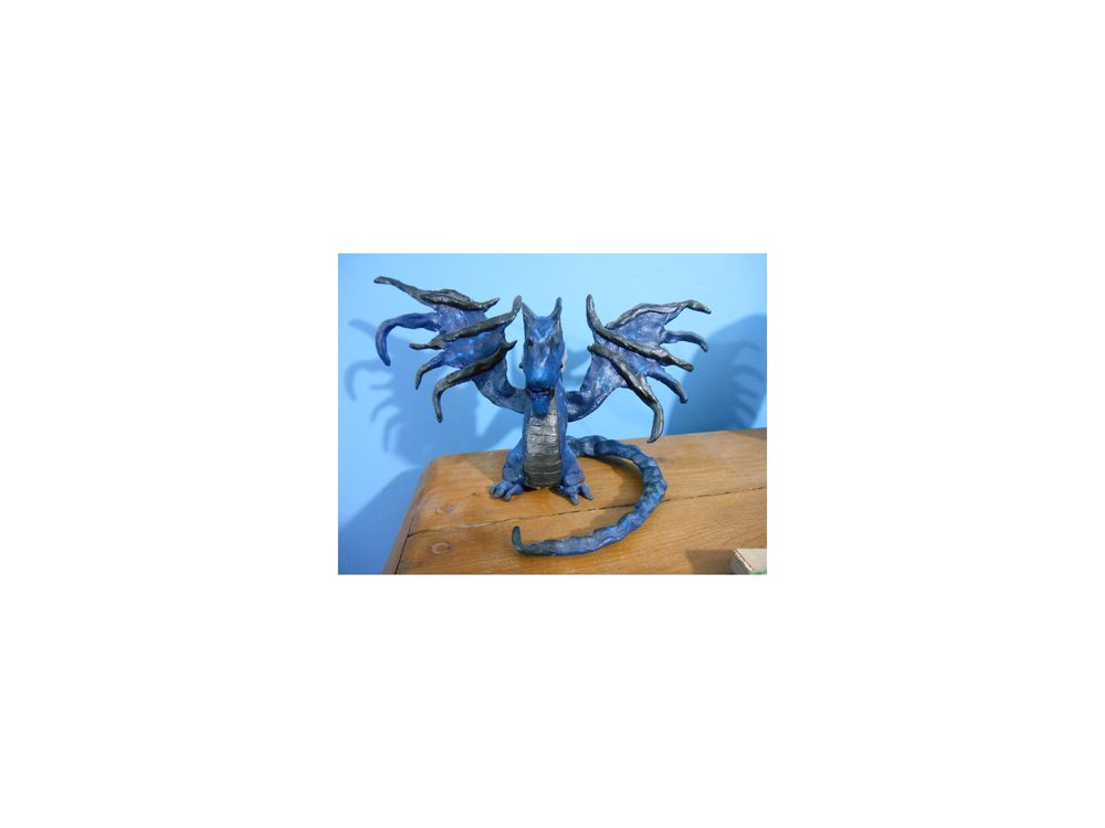 Remake! Blue Dragon - image 1 - student project