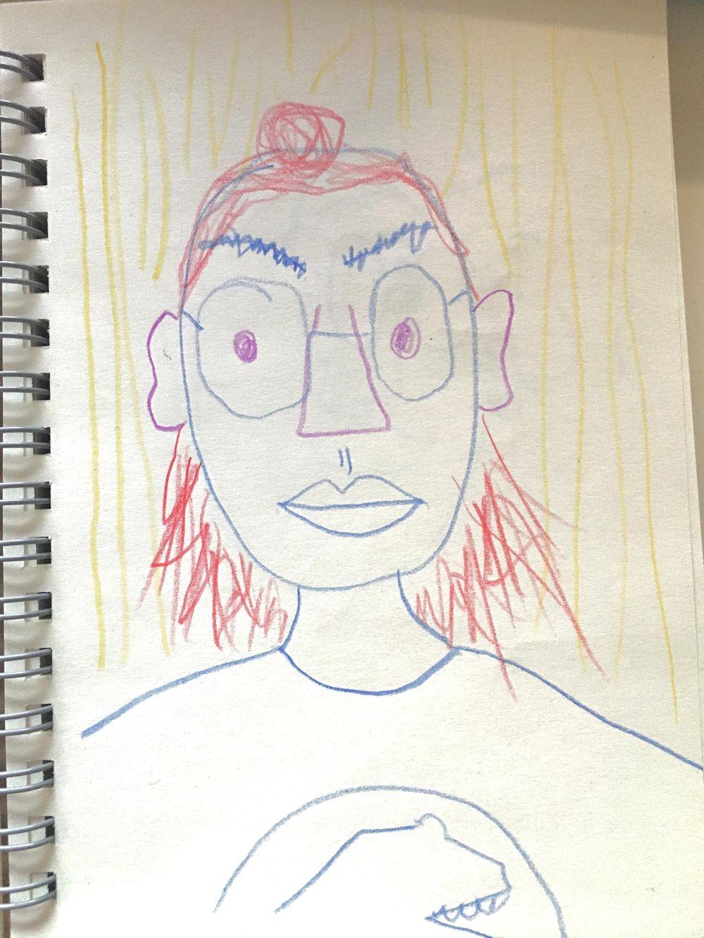 self-portraits - image 2 - student project