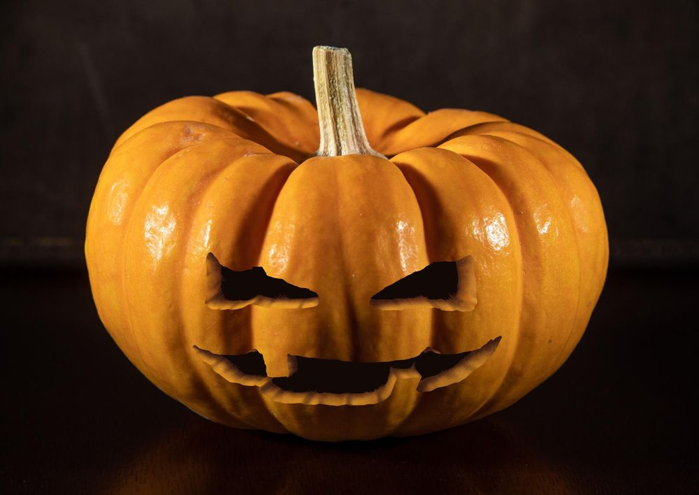 Happy Halloween! Let's carve something :) - image 1 - student project