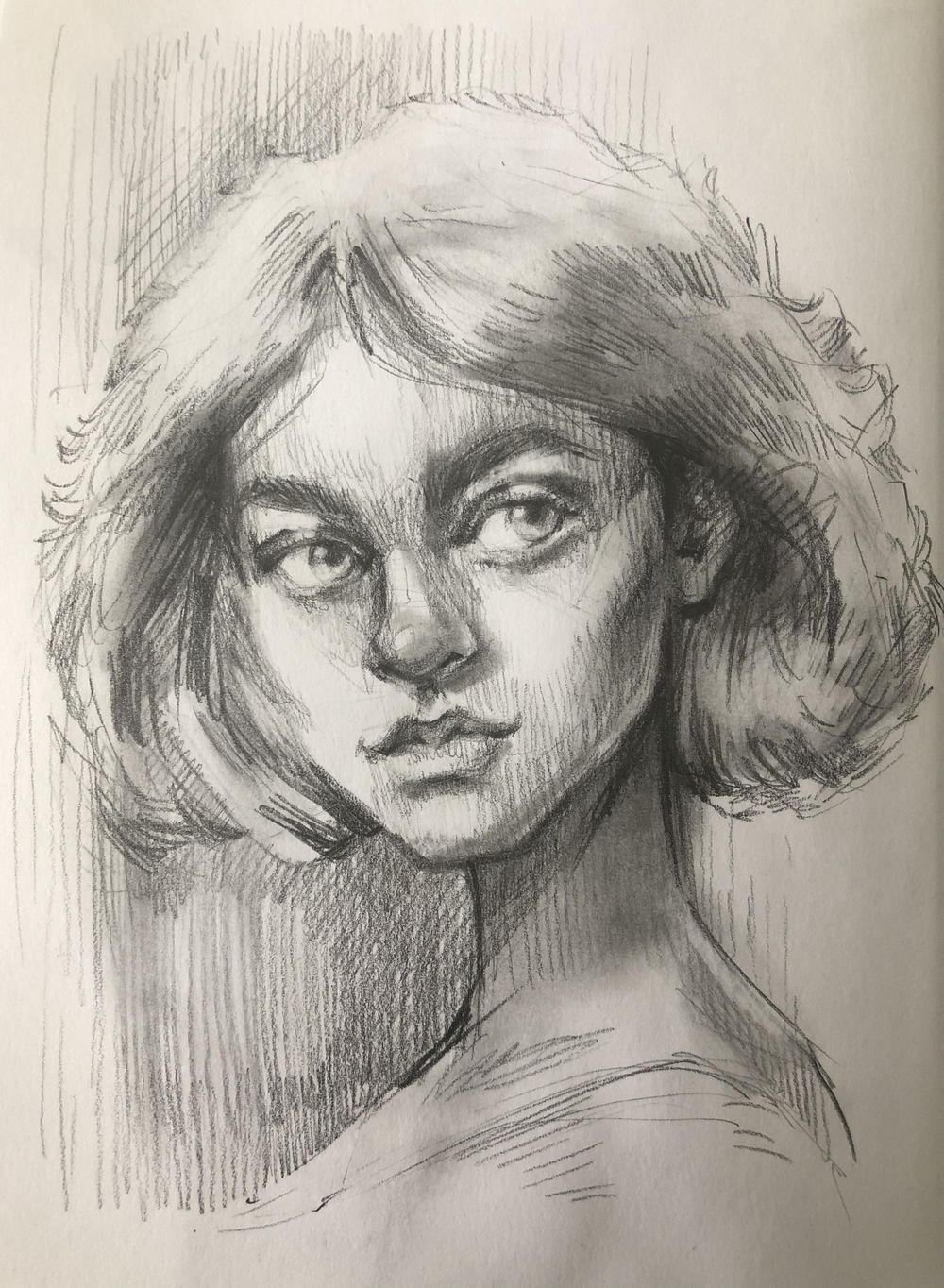 I love Portraiture! - image 1 - student project