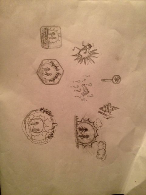 Gaming style badges for book genre fans - image 8 - student project