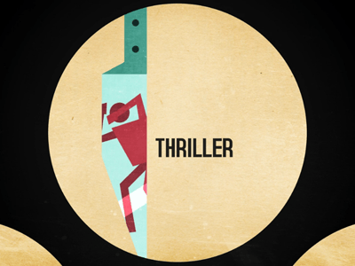 Gaming style badges for book genre fans - image 7 - student project