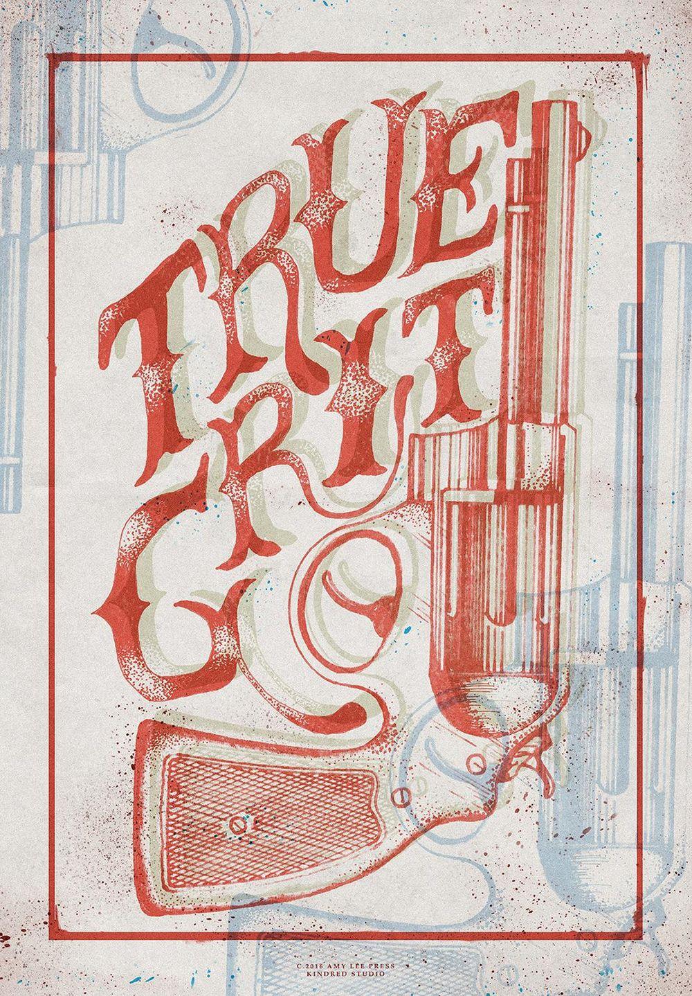 T R U E   G R I T - image 4 - student project