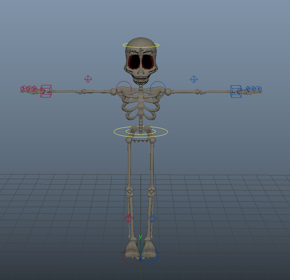 Rigging - image 4 - student project