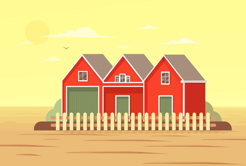 House Illustration - image 2 - student project