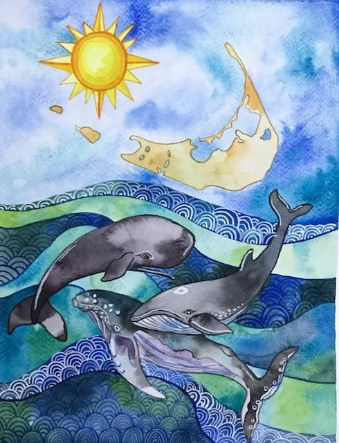 Nantucket - Song of the Whales - image 2 - student project