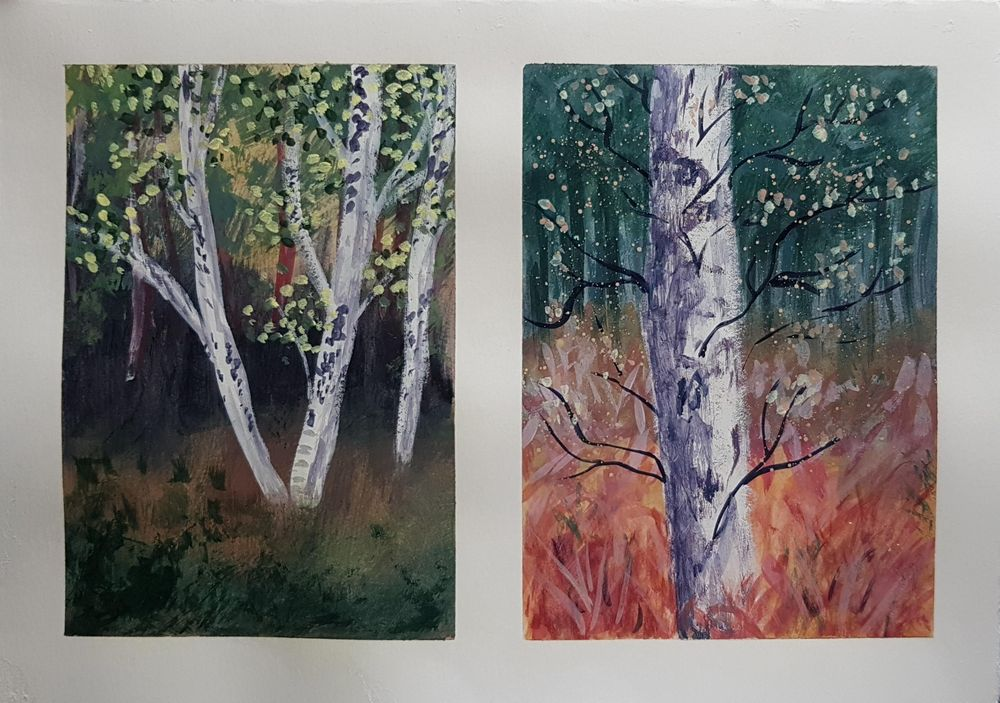 Autumn Forests - image 1 - student project