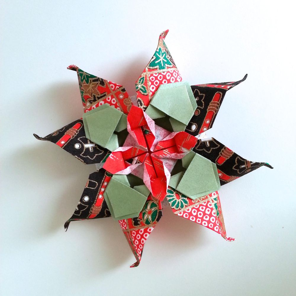 Quilt Star - image 1 - student project