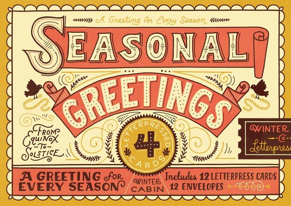 Seasonal Greetings Box - image 21 - student project