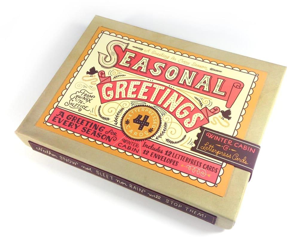 Seasonal Greetings Box - image 24 - student project