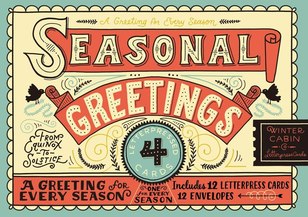 Seasonal Greetings Box - image 20 - student project