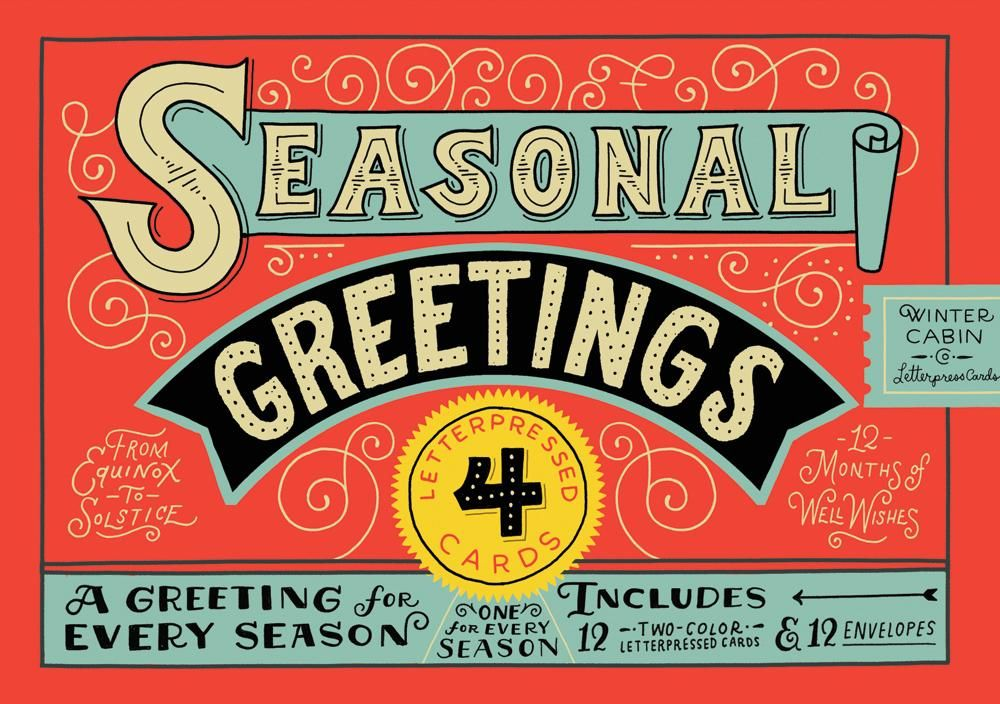 Seasonal Greetings Box - image 19 - student project