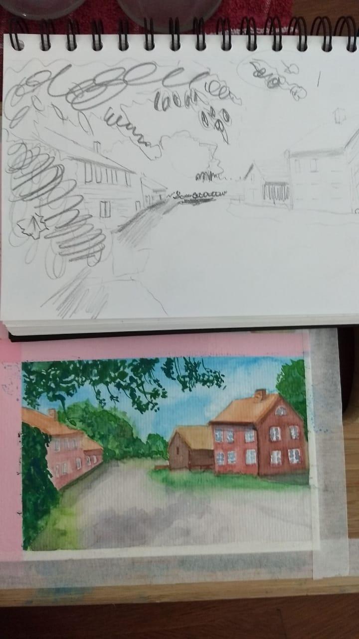 Sweden scene - image 1 - student project