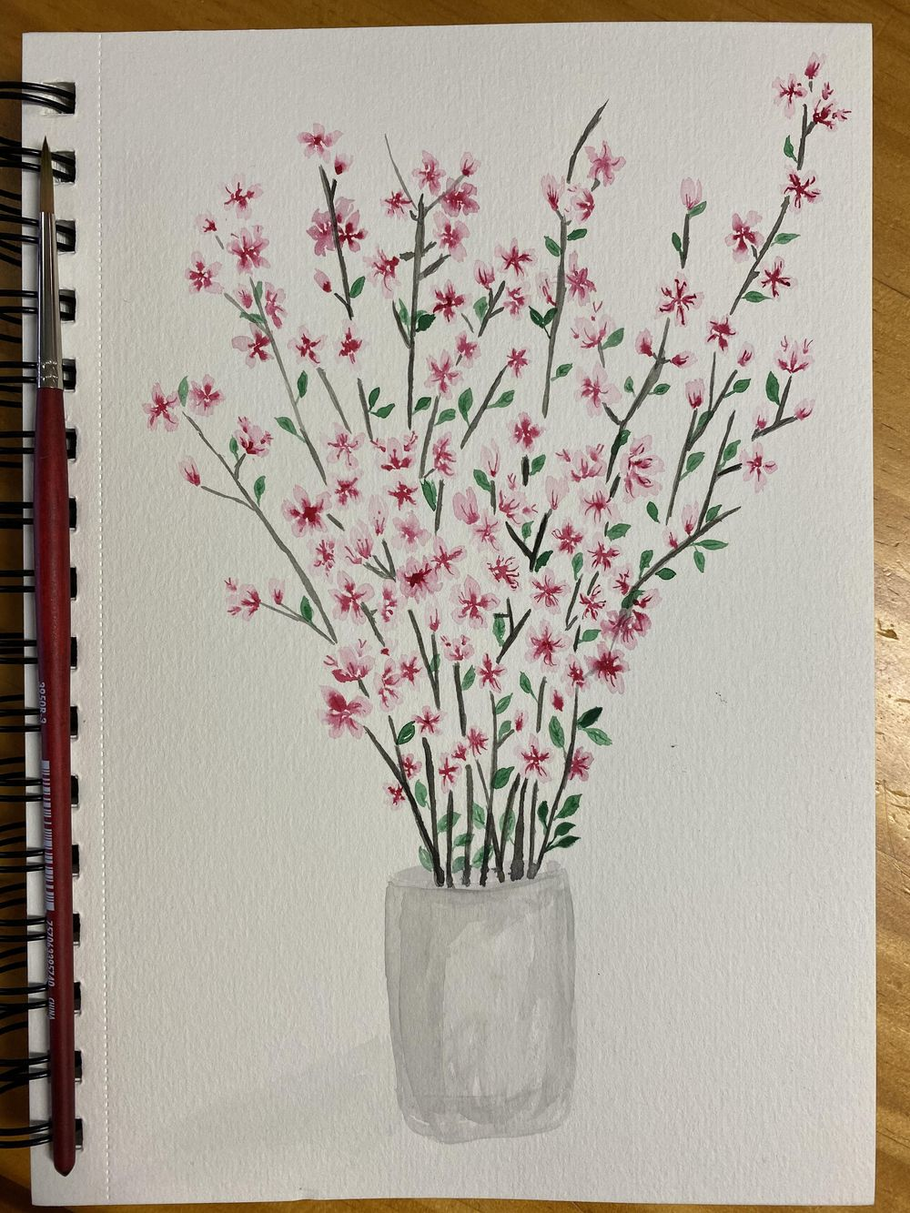 Cherry blossom - image 2 - student project