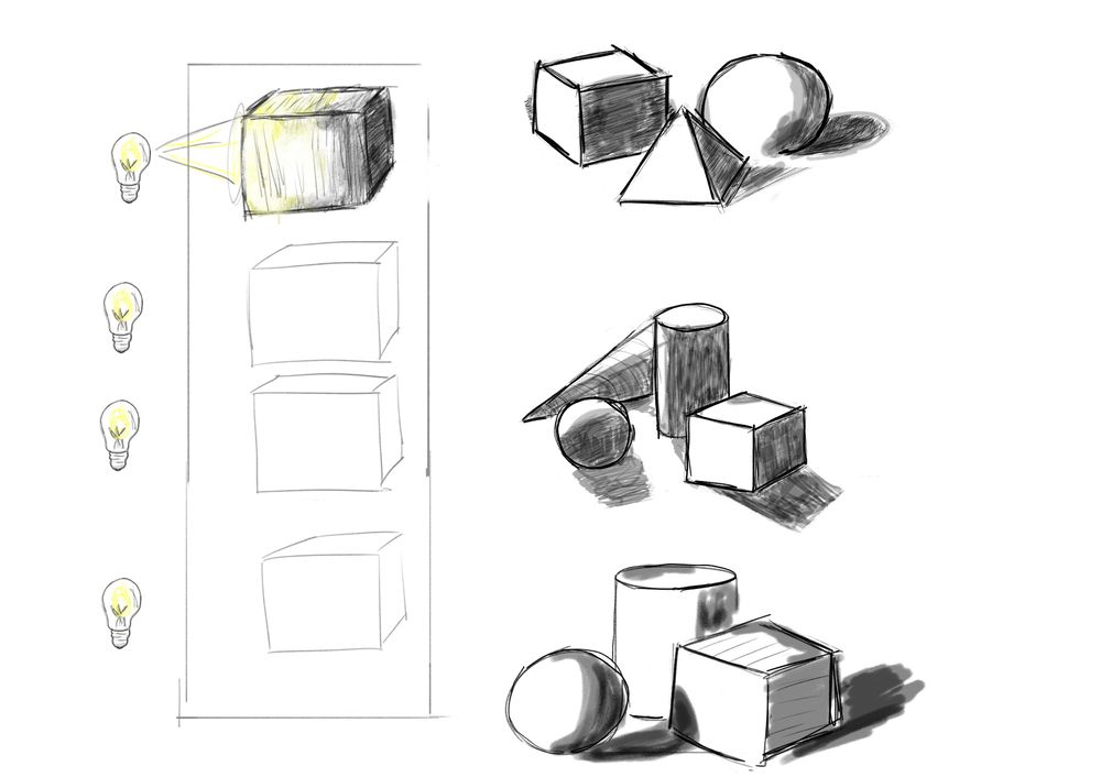 How To Draw BASICS - image 4 - student project